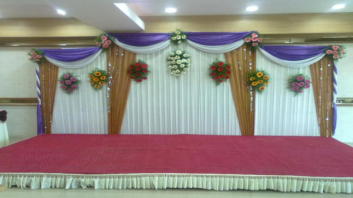 tirumala marriage contractor - reception 45
