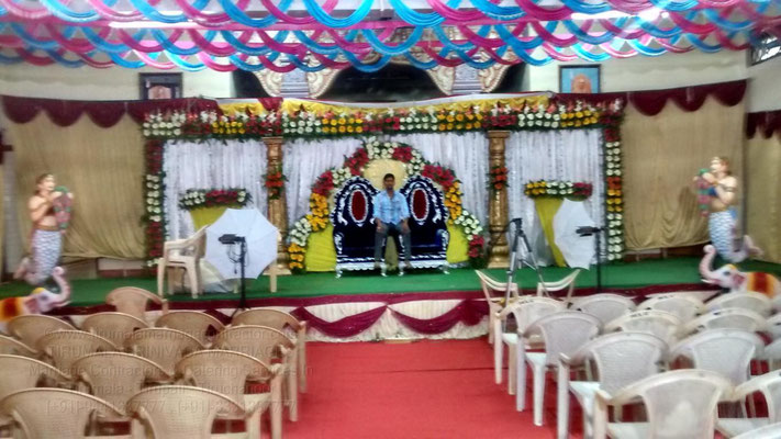 tirumala marriage contractor - reception 77