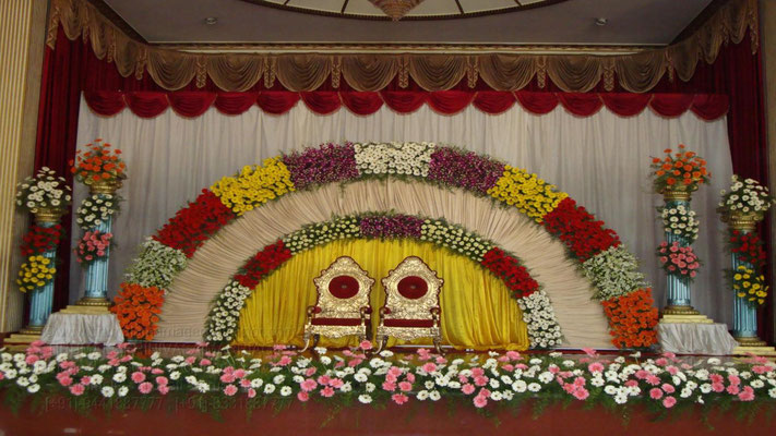 tirumala marriage contractor - reception 08
