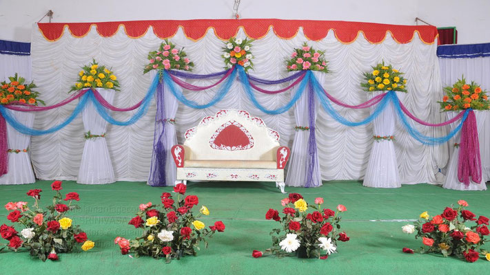 tirumala marriage contractor - reception 49