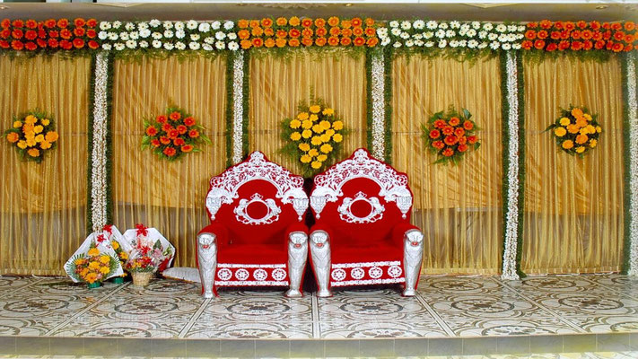 tirumala marriage contractor - reception 39