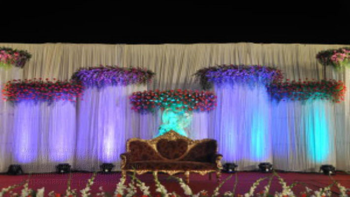 tirumala marriage contractor - reception 74
