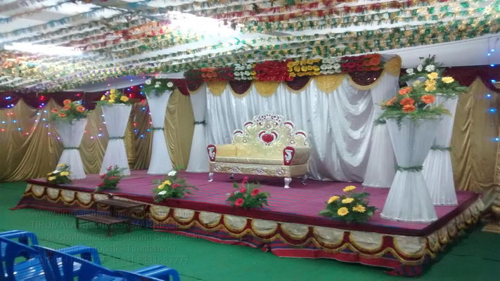 tirumala marriage contractor - reception 21
