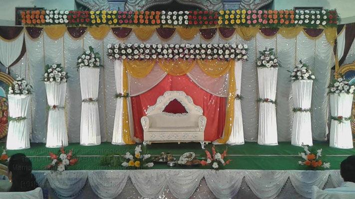 tirumala marriage contractor - reception 31
