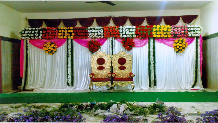 tirumala marriage contractor - reception 06