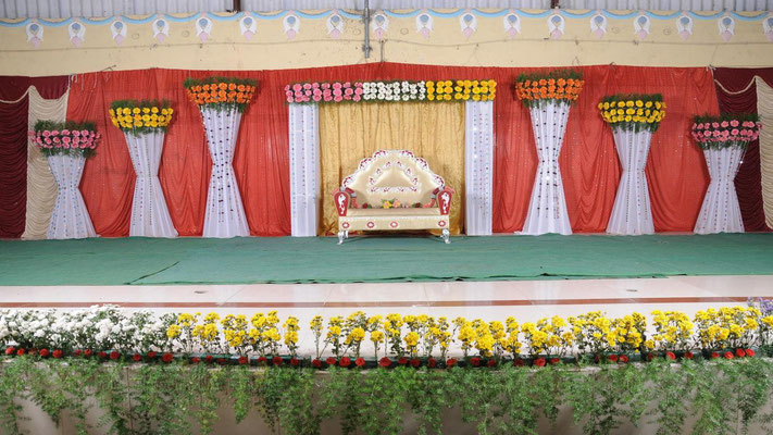 tirumala marriage contractor - reception 36
