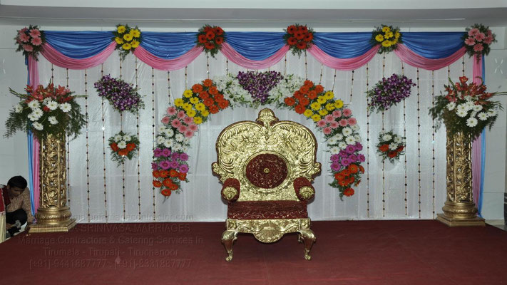 tirumala marriage contractor - reception 07