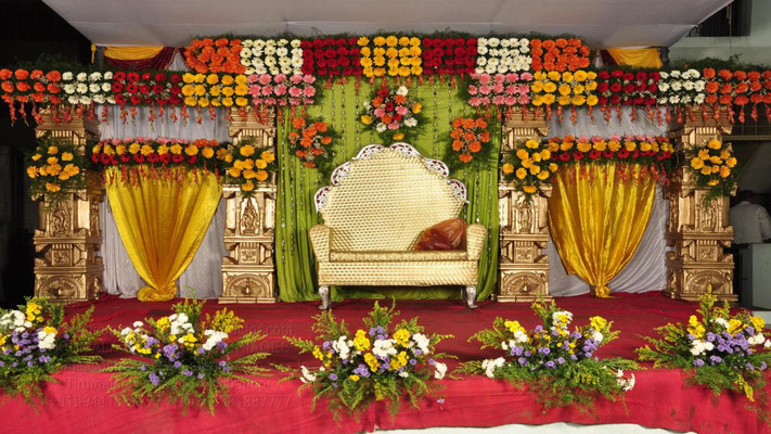 tirumala marriage contractor - reception 11