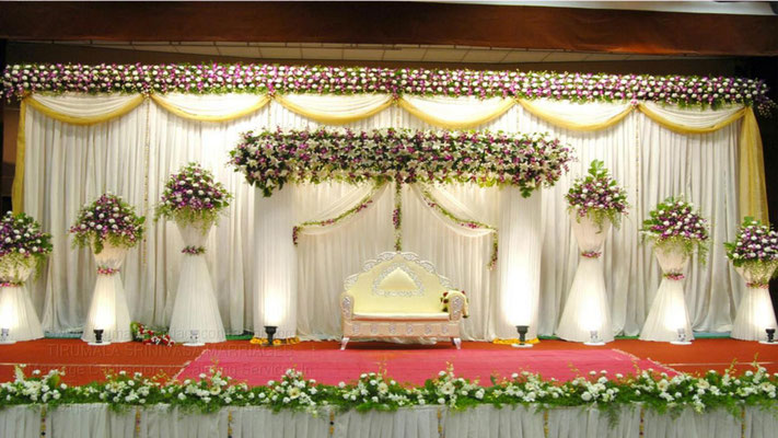 tirumala marriage contractor - reception 02