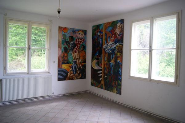 Matthias Laurenz Gräff, Galerie