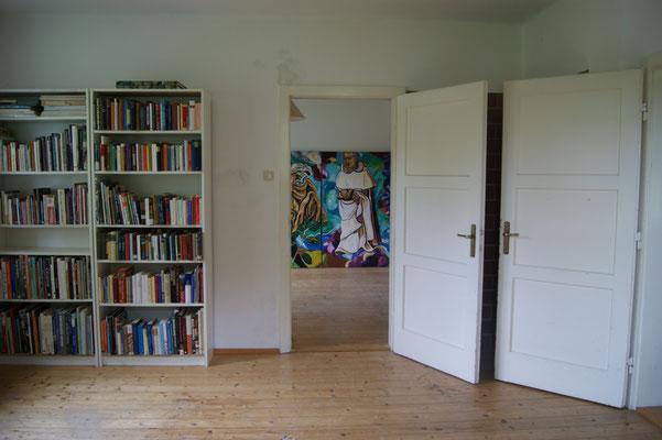 Matthias Laurenz Gräff, Literatur-Galerie