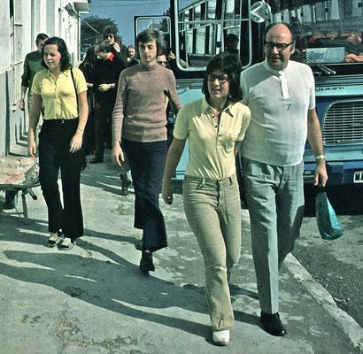 Spanienfahrt 1971