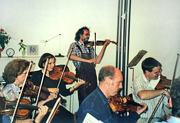Klaus der Geiger 1996