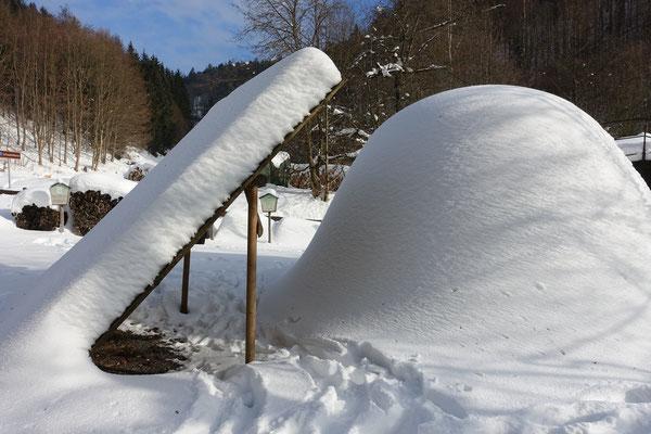 Schauköhlerei Augustenthal, Windschauernachbildung