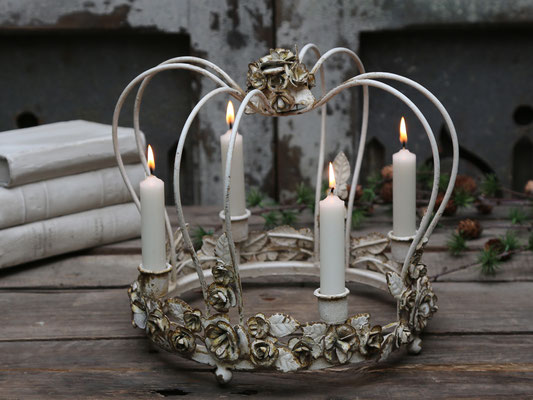 Kerzenständer-Krone