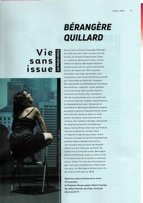 Article écrit par Dominique Crébassol - revue le Brigadier - nov 2018