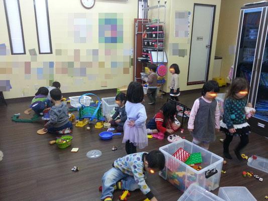 幼児のクラス