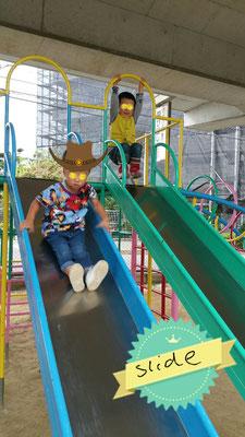 Slide cowboy
