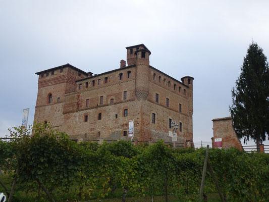 UNESCO Kulturerbe Castello di Grinzane Cavour