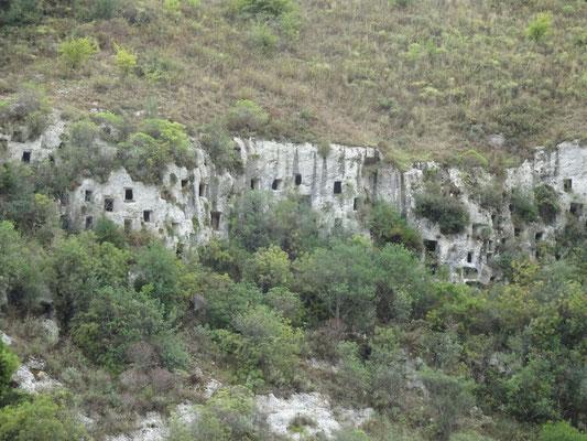 Necropole von Pantalica