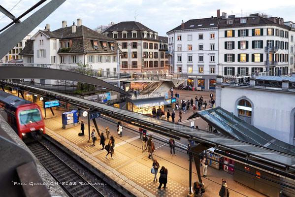 Zürich - Bahnhof Stadelhofen - #1456