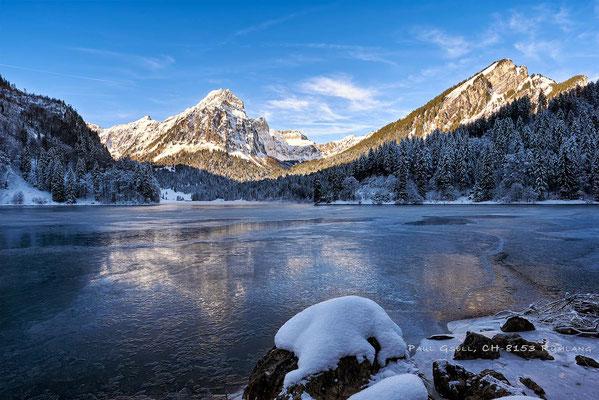 Winterstimmung am Obersee GL