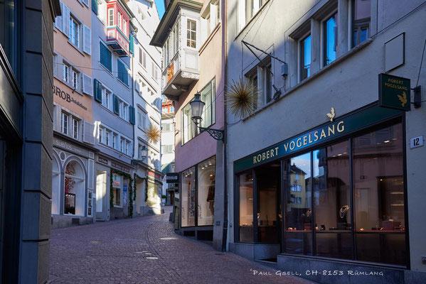 Zürich - Strehlgasse