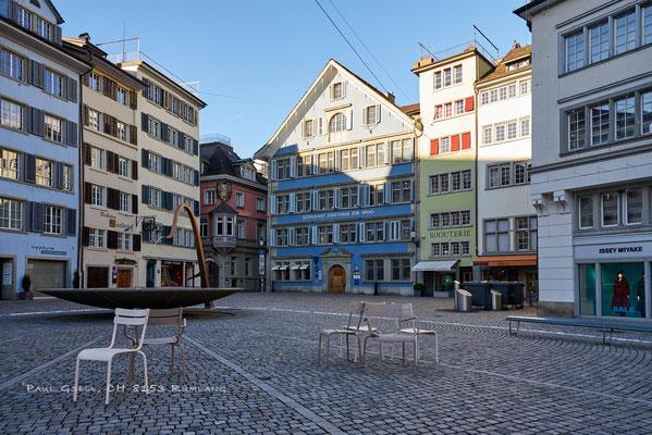 Zürich - Münsterhof - #6078