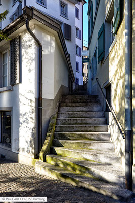 Zürich - Schipfe - #1306