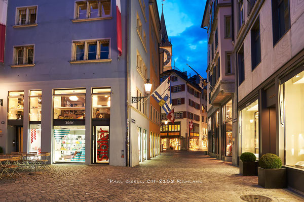 Zürich - Storchengasse - #7397