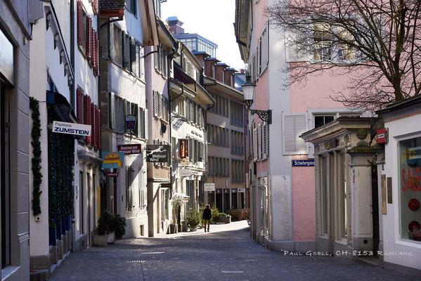 Zürich - Oberdorf - #6097