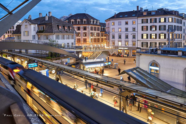 Zürich - Bahnhof Stadelhofen - #1461