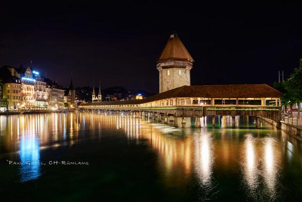 Luzern - Kappelbrücke