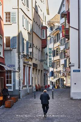 Zürich Altstadt Marktgasse - #2094