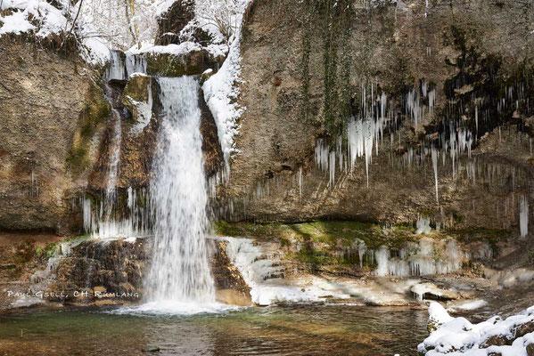 Grosser Giessen, Wasserfall Kemptnertobel