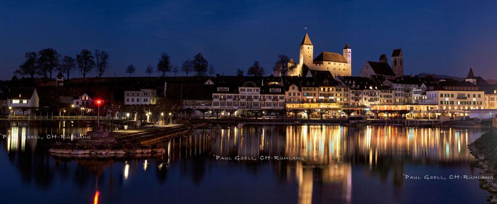 Rapperswil - Altstadt und Schloss