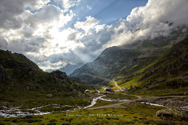 Alpin Center Sustenpass