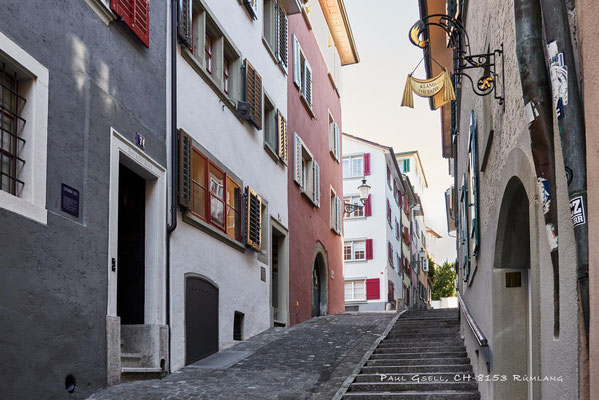 Zürich Altstadt Trittligasse - #2083
