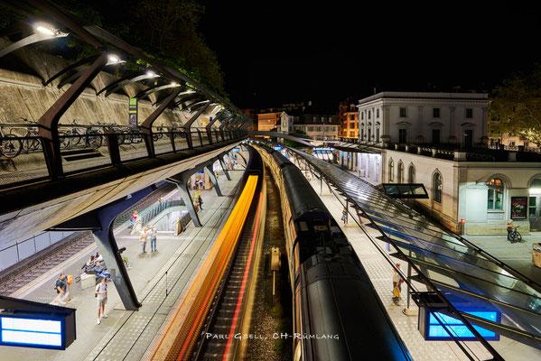 Zürich - Bahnhof Stadelhofen