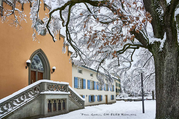 Lindenhof mit Freimaurerhus - #2192