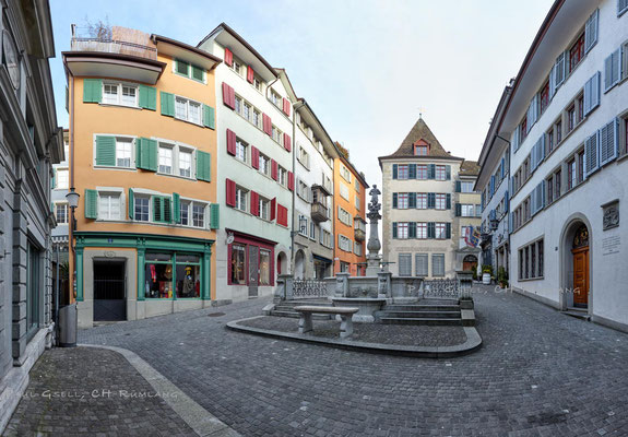 Zürich - Napfplatz