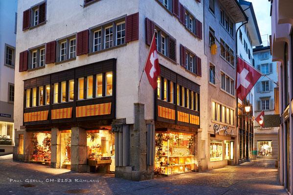 Zürich - Storchengasse - #7374