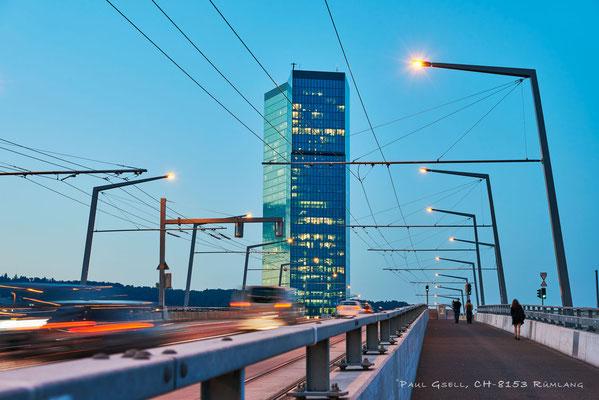 Zürich - Hardbrücke, Prime Tower - #7120