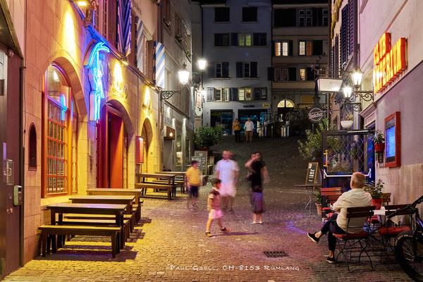 Zürich Stüssihofstatt, Altstatt Niederdorf