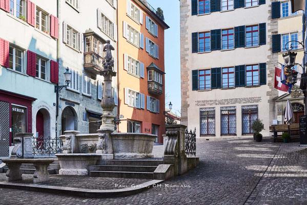 Zürich Napfplatz - #0324
