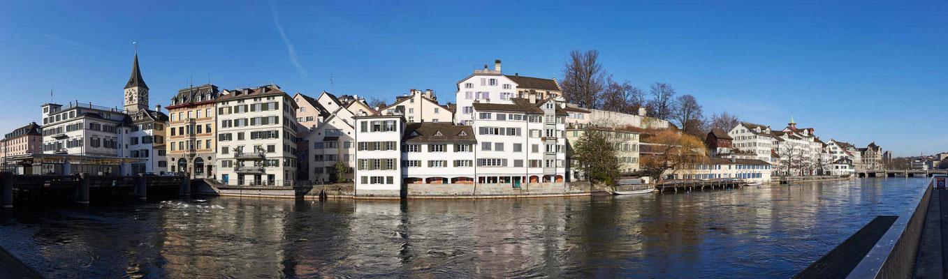 Zürich - Schipfe