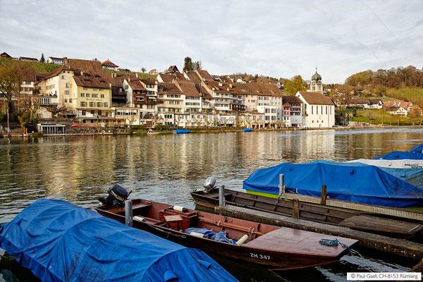 Eglisau am Rhein