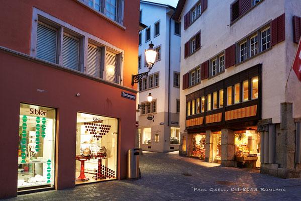Zürich - Storchengasse - #7380
