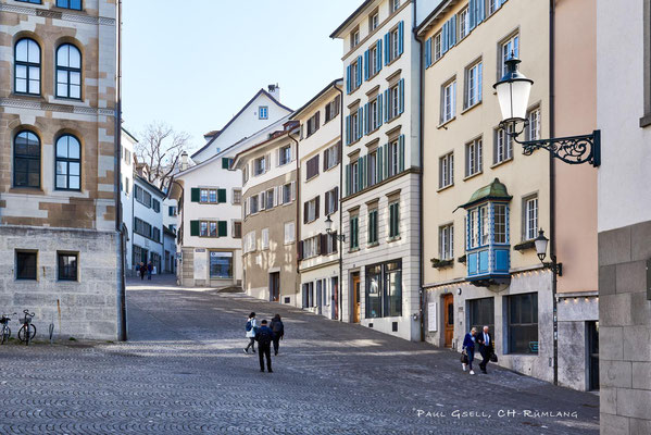 Zürich Kirchgasse