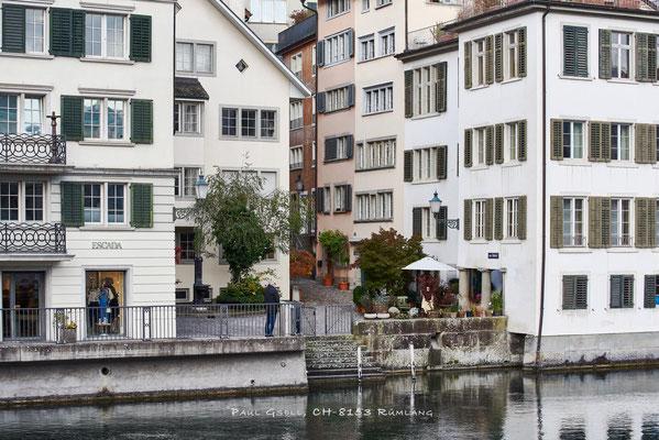 Schipfe - Altstadt in Zürich